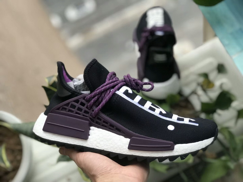 buy online 1e3ae 8b264 Authentic Pharrell x adidas NMD Hu Trail Equality Human Race NMD