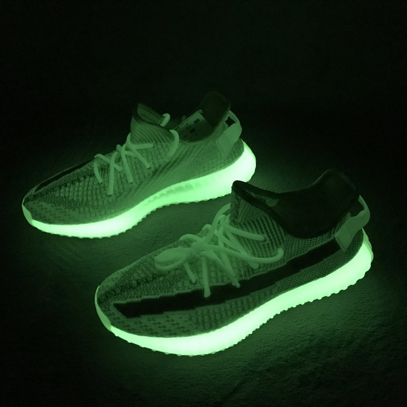 Authentic Adidas Yeezy 350V2 Boost Glow