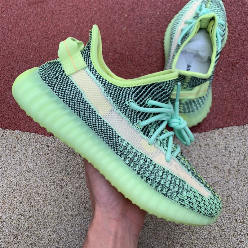 "Authentic Adidas Yeezy 350V2 Boost""Yeezreel"""