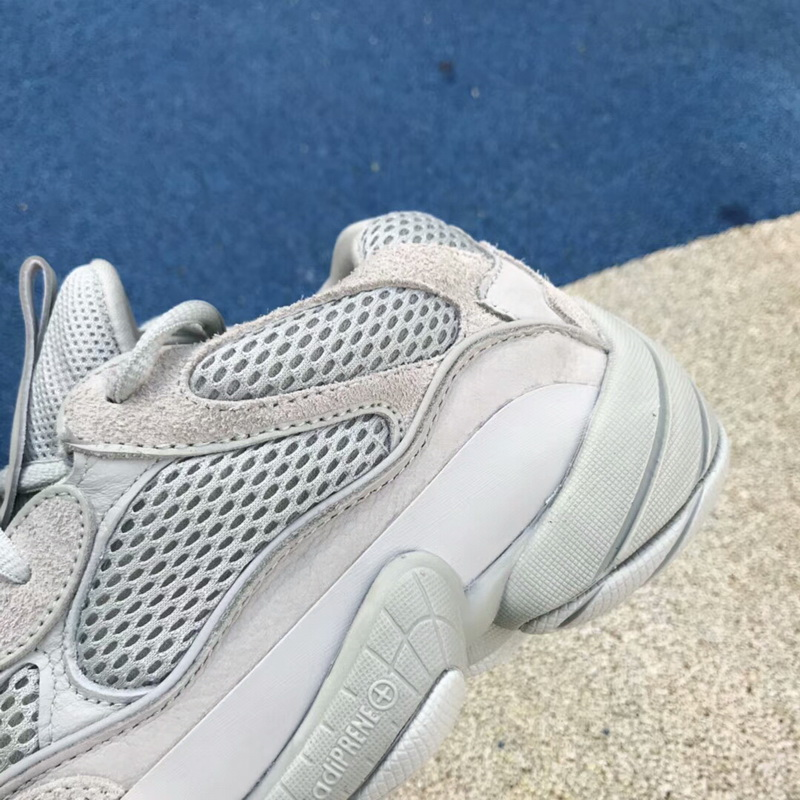 Authentic Adidas Yeezy Desert Rat 500 salt