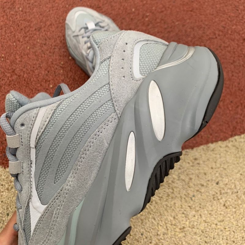 Authentic Adidas Yeezy 700V2 Boost Hospital Blue