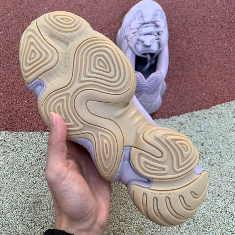 "Authentic Adidas Yeezy 500 Boost""Soft Vision""GS"