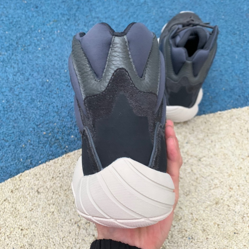 "Authentic Yeezy 500 Boost High ""Slate""GS"