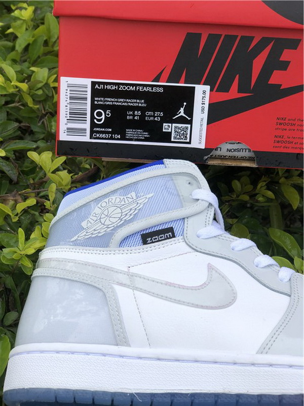 Authentic Air Jordan 1 High Zoom R2T