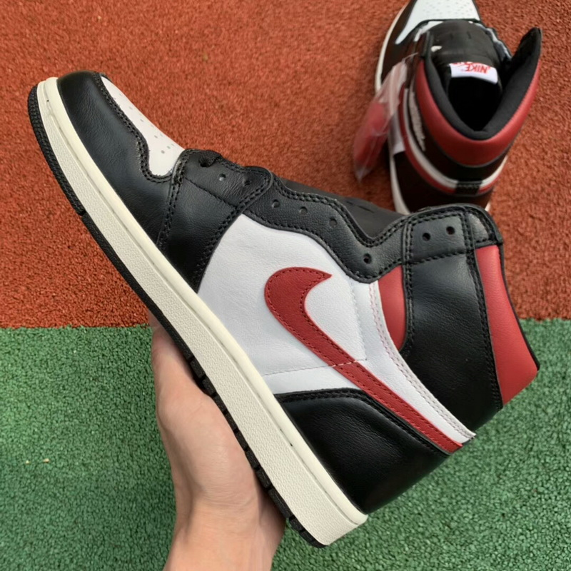 "Authentic Air Jordan 1 Retro High OG ""Gym Red"""