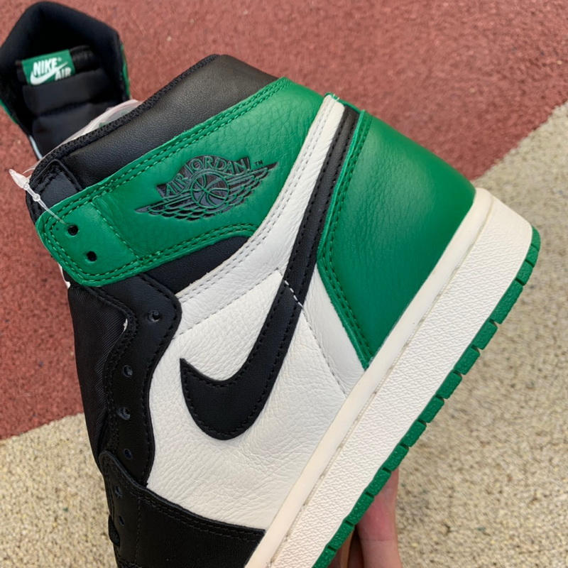 "Authentic Air Jordan 1 Retro High OG""Pine Green"""