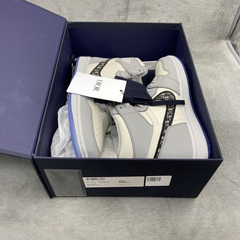 Authentic Dior x Ai Jordan 1 High Top(Final Version)