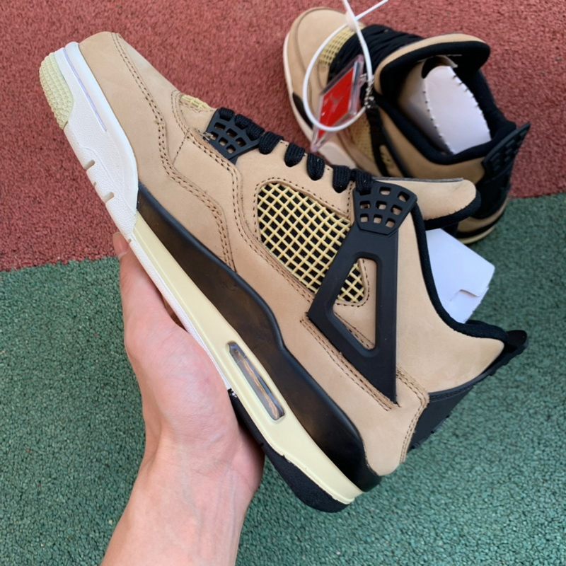 Authentic Air Jordan 4 WMNS