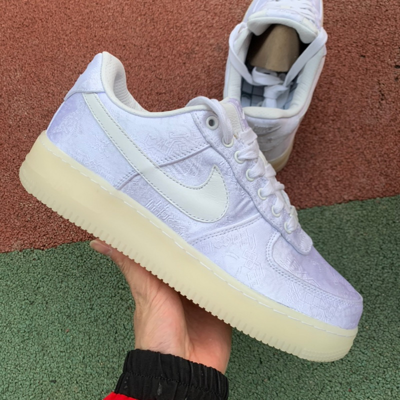 Authentic Air Force 1 Premium x Clot