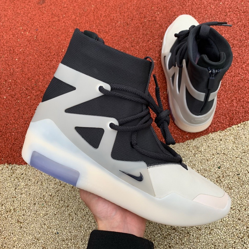 Authentic Nike Air Fear Of God 1 Trichromatic