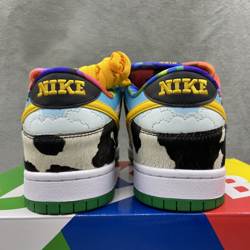 Authentic Ben & Jerry′s x Nike SB Dunk Low Pro QS