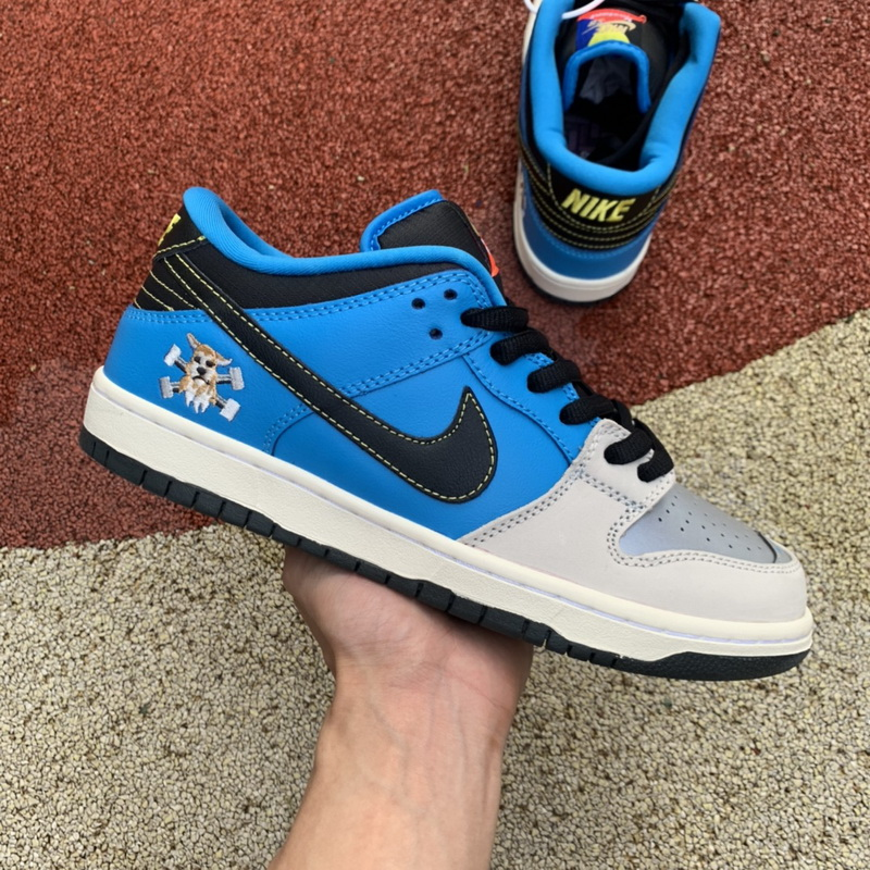 Authentic Nike SB Dunk Low Instant Skateboards