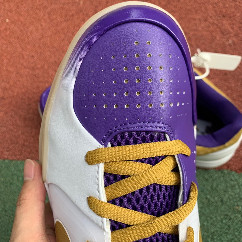 Authentic Nike Kobe 4 MLK