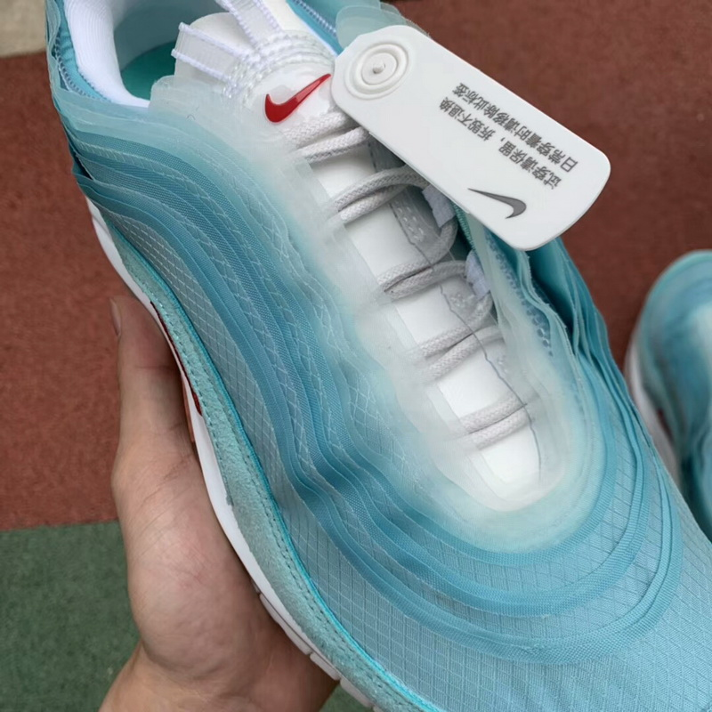 "Authentic Nike Air Max 97""Shanghai Kaleidoscope""GS"