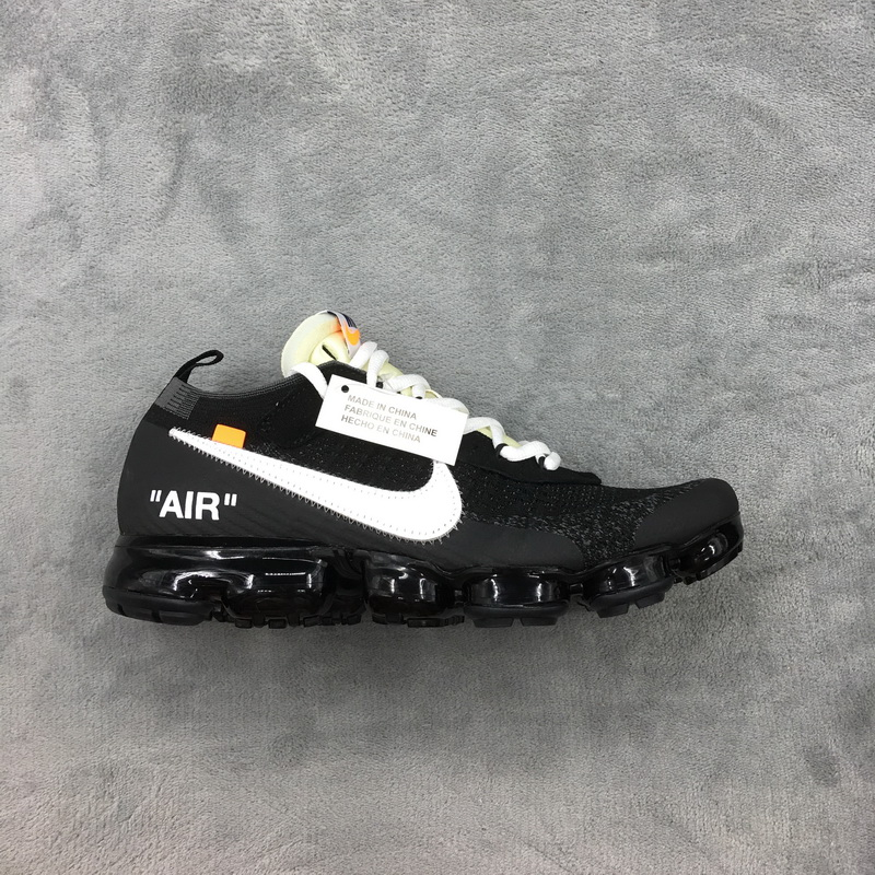 Authentic OFF WHITE X Nike Air VaporMax 2018