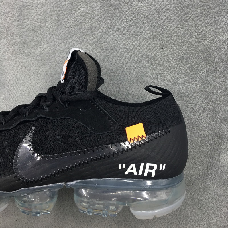 Authentic OFF-WHITE x Nike Air VaporMax2018 2