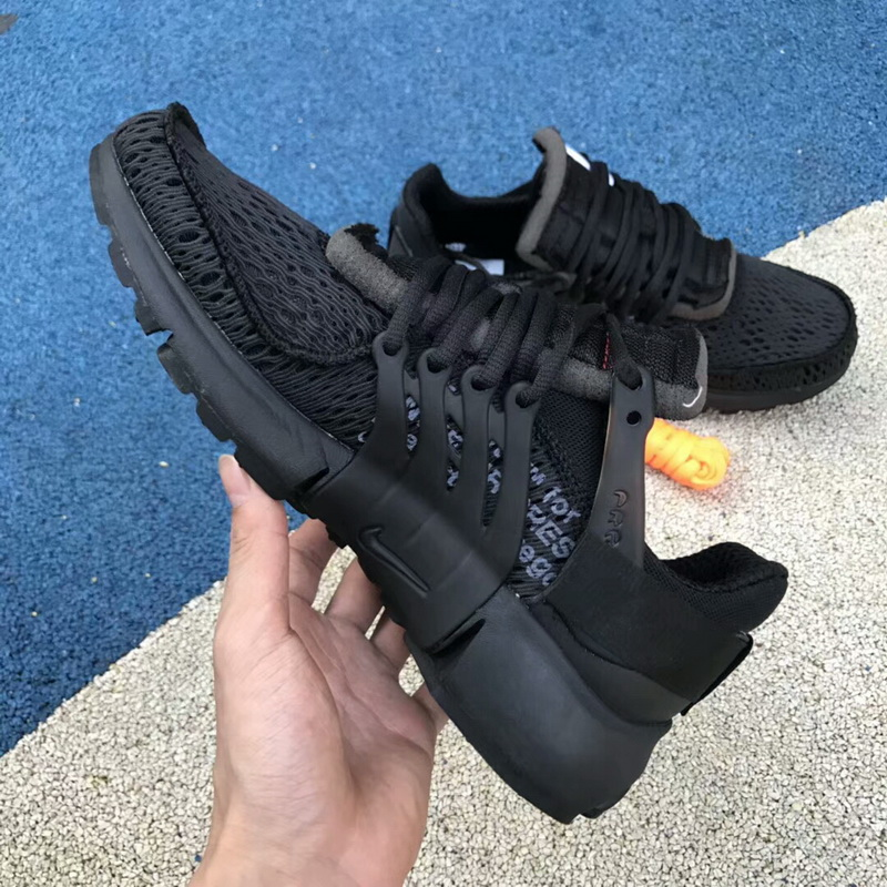 Authentic Off white X Nike Air Presto 2.0 black