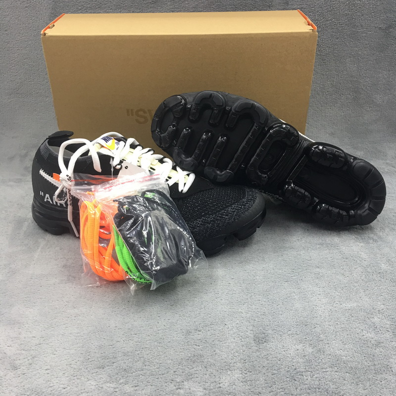 OFF-WHITE x Nike Air VaporMax 2018 WOMEN